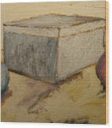 Composizione Wood Print