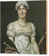Comtesse Daru Wood Print