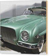 Concept Car 2 Wood Print