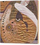 Conception Dream Wood Print
