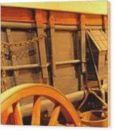 Conestoga Wood Print