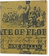 Confederacy  Wood Print