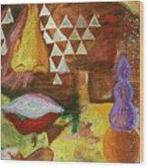 Congo Wood Print