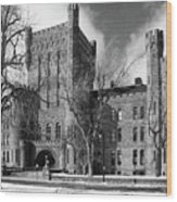 Connecticut Street Armory 3997b Wood Print