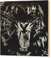 Conqueroar Wood Print