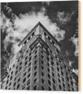 Consolidated Edison Building Wood Print