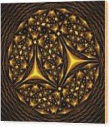 Constellation Wood Print