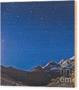 Constellations Of Perseus, Andromeda Wood Print