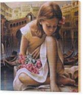 Consuelo Wood Print
