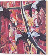 Consumer Forest Fire Wood Print