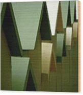 Continuum Wood Print