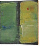 Conversation With Rothko Wood Print