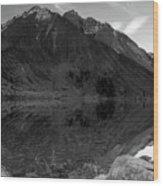 Convict Lake Wood Print