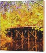 Conway, South Carolina Wood Print