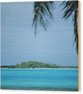 Cook Islands, Rarotonga Wood Print