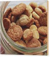 Cookie Jar Wood Print