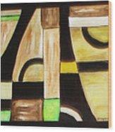 Cool Wood Print