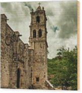 Copala Church Wood Print