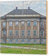 Copenhagen Eastern High Court Wood Print
