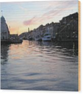 Copenhagen01 Wood Print