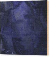Copious Blue Wood Print
