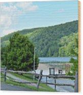 Copper Kettle Trail Wood Print