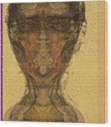 Coptic 3 Wood Print