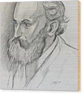 Copy Of Degas Wood Print