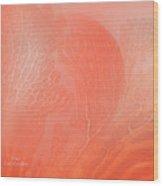 Coral Wood Print