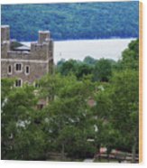 Cornell University Ithaca New York 09 Wood Print