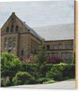 Cornell University Ithaca New York 13 Wood Print