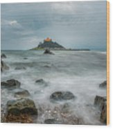 Cornwall I Wood Print