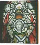 Coronation Wood Print