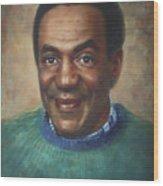 Cosby Wood Print
