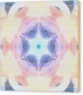 Cosmic Portal Wood Print