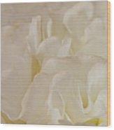 Could It Be Lemon Meringue Wood Print