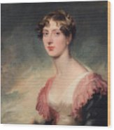 Countess Of Plymouth By Sir Thomas Lawrence Wood Print