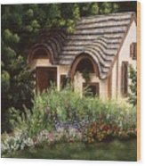 Country Charm Wood Print