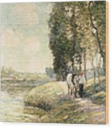 Country Road To Spuyten Wood Print
