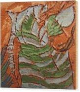 Courtesy - Tile Wood Print