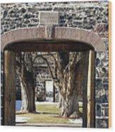 Cove Fort, Utah Wood Print