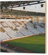 Coventry City - Highfield Road - East Stand Swan Lane 3 - October 1994 Wood Print