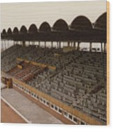 Coventry City - Highfield Road - South Side Main Stand 1 - 1969 Wood Print