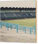 Coventry City - Highfield Road - South Side Main Stand 2 - August 1991 Wood Print
