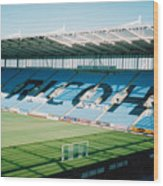 Coventry City - Ricoh Arena - East Stand 1 - July 2006 Wood Print