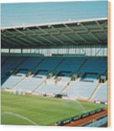 Coventry City - Ricoh Arena - North Stand 1 - April 2006 Wood Print