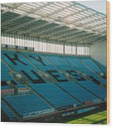Coventry City - Ricoh Arena - South Stand 1 - July 2006 Wood Print