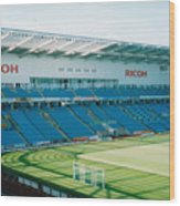 Coventry City - Ricoh Arena - West Stand 1 - July 2006 Wood Print