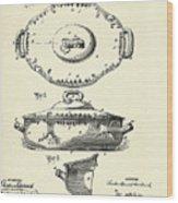 Covered Dish-1895 Wood Print