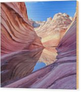 Coyote Buttes 5 Wood Print